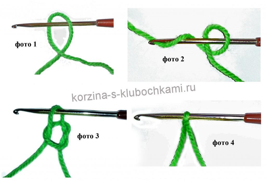 начальная петля (узел) 2
